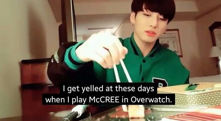 Overwtach League meets kpop