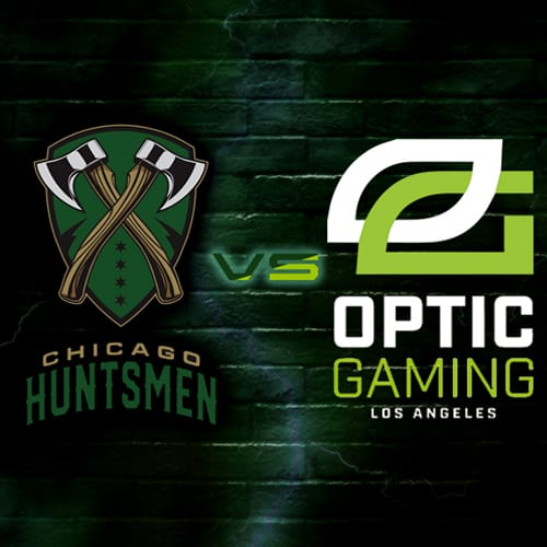 Chicago Huntsmen vs LA OpTic