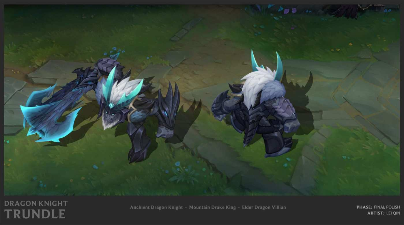 Dragon Knight Trundle