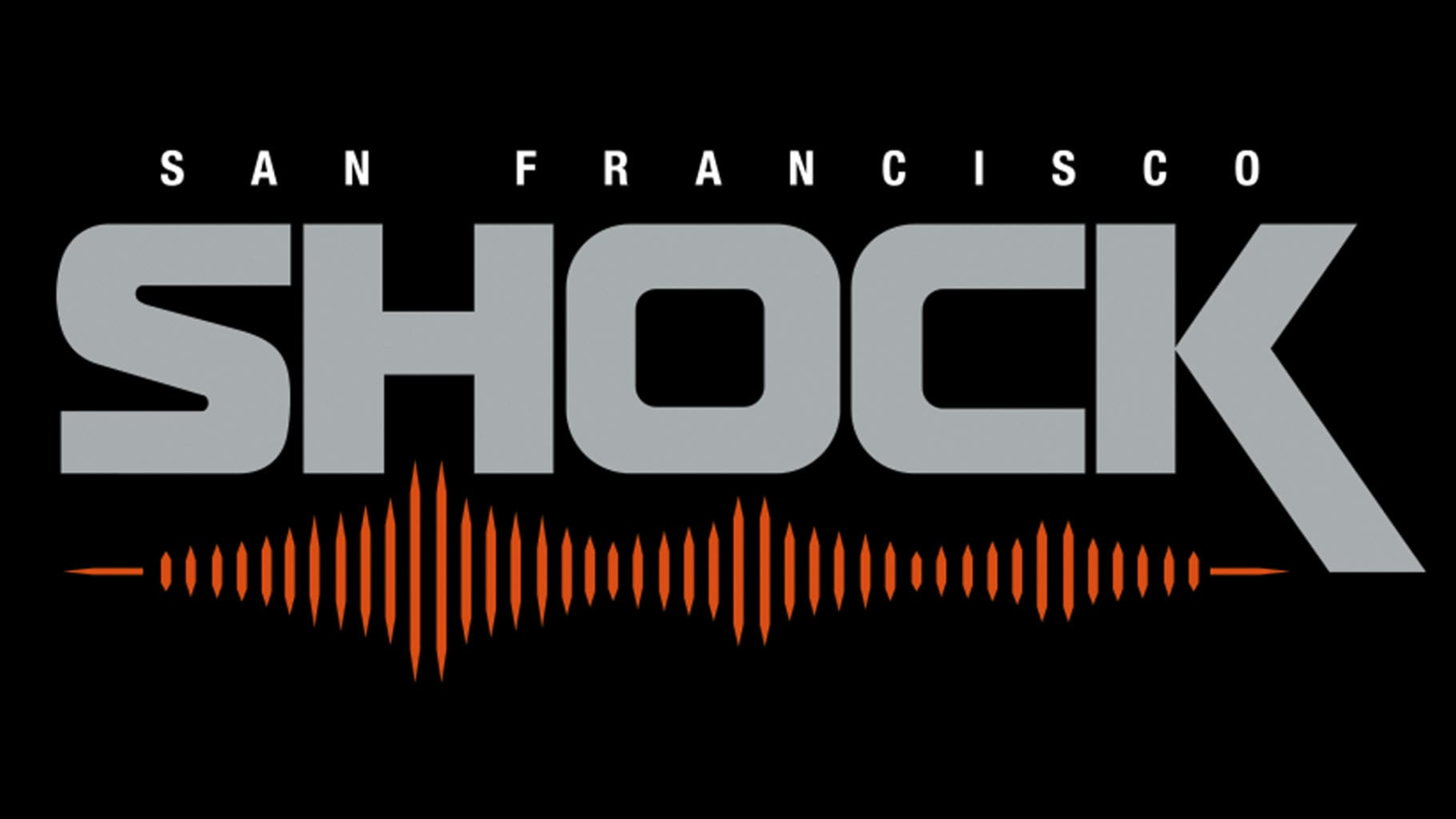 San Francisco Shock's New Colors for 2020
