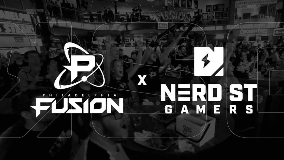 Nerd Street Gamers, Philadelphia Fusion