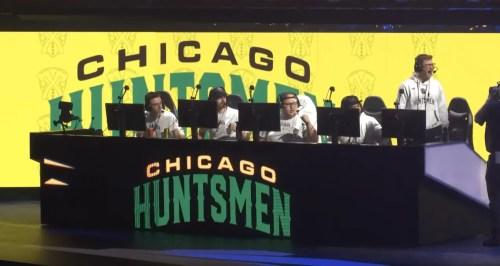 Huntsmen Vs Dallas