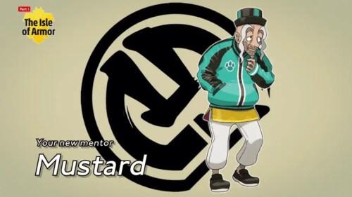 Mentor Mustard