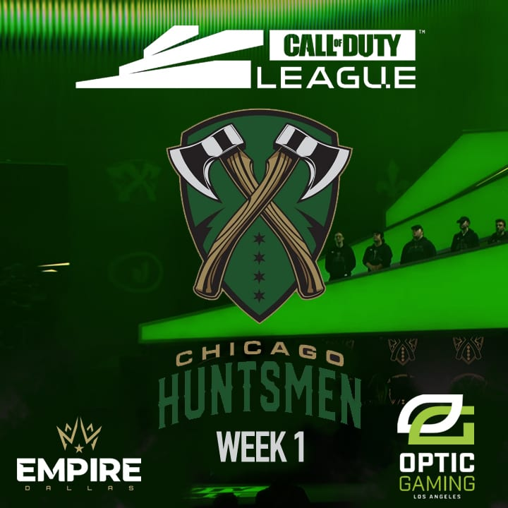 Chicago Huntsmen Week One