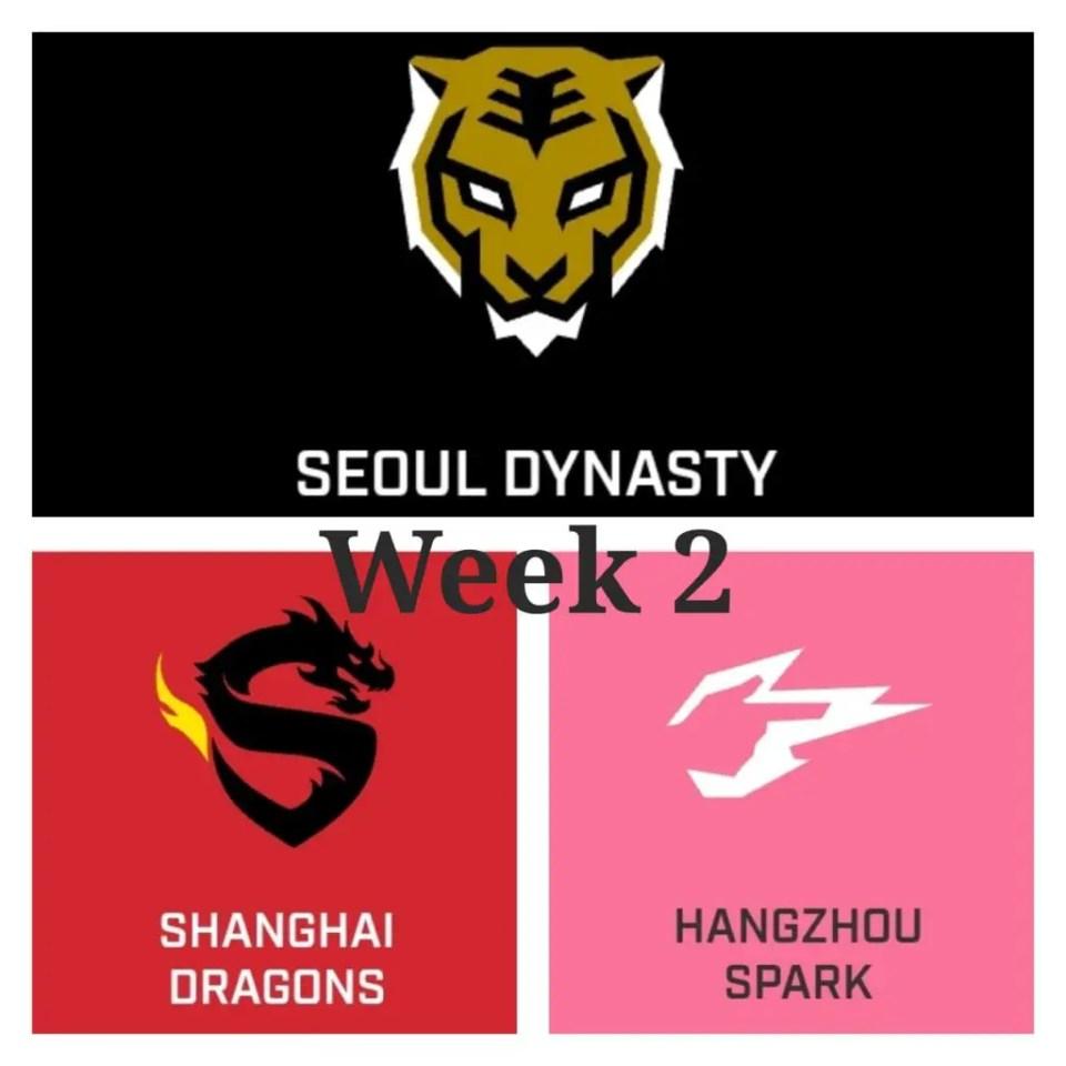 Week 2 Seoul