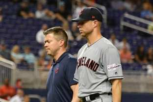 corey kluber reclamation project