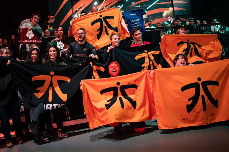 Fnatic going into week 4