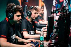 MAD´s opoonent Fnatic