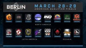 Americas Qualifiers