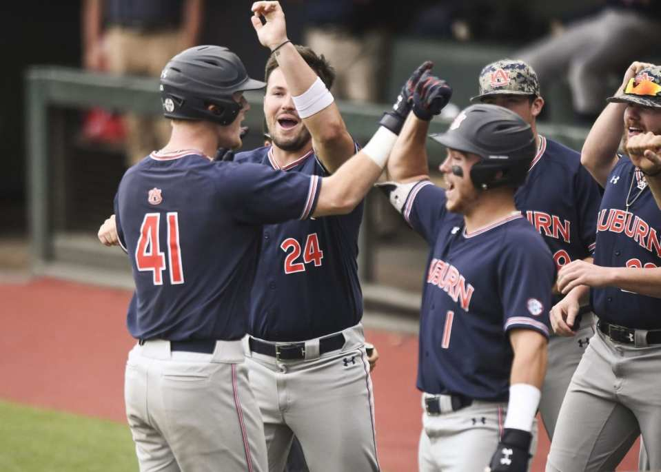 SEC Baseball Team Previews: Auburn Tigers