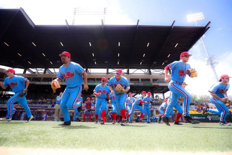 SEC Baseball Team Previews: Ole Miss Rebels