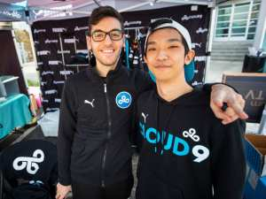 Nisqy and Blabber via @Cloud9 on Twitter