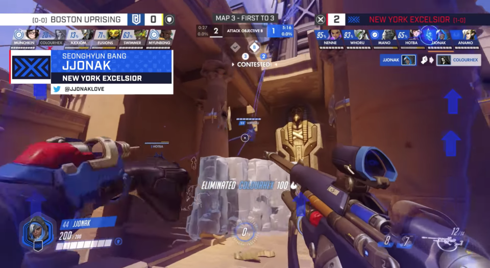 The Best Channels to Watch Overwatch League Highlights