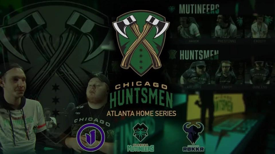 Chicago Huntsmen in Atlanta