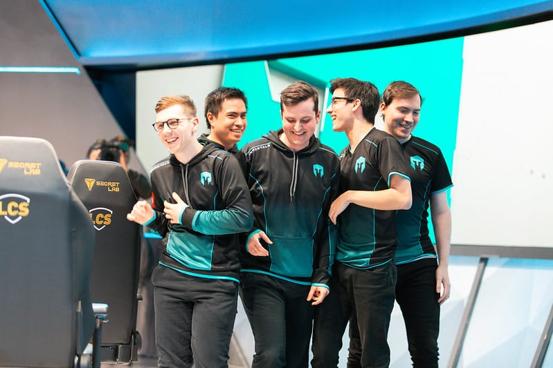 Immortals plays 100 Thieves and Team Liquid in LCS Week 7