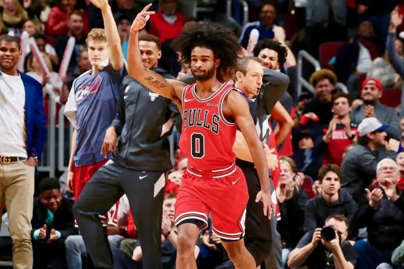 NBA best rookies February