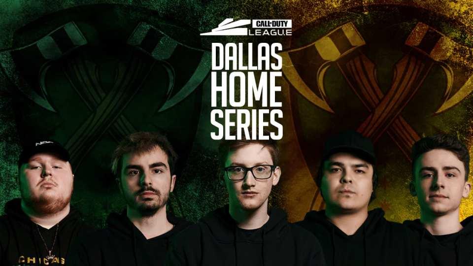 Back On The Hunt - Dallas Home Series - The Chicago Huntsmen