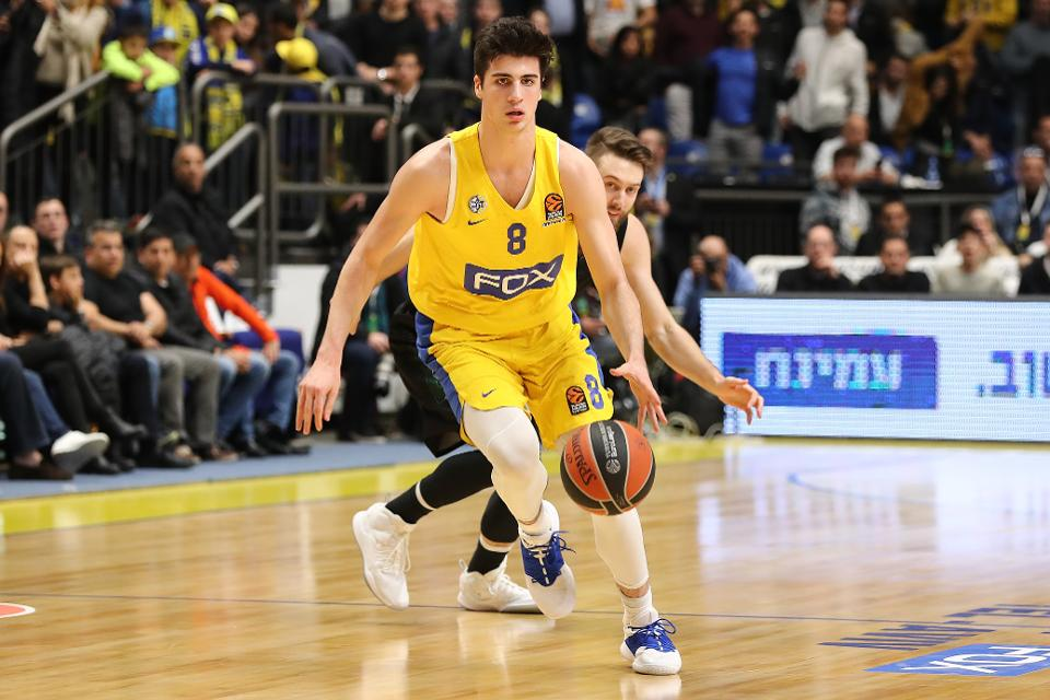 Deni Avdija 2020 NBA Draft Profile