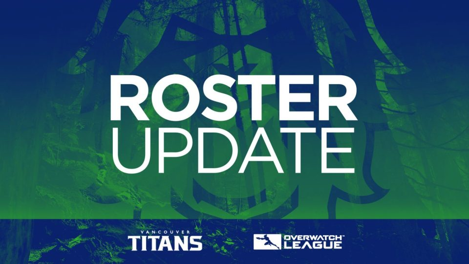 Vancouver Titans Teru