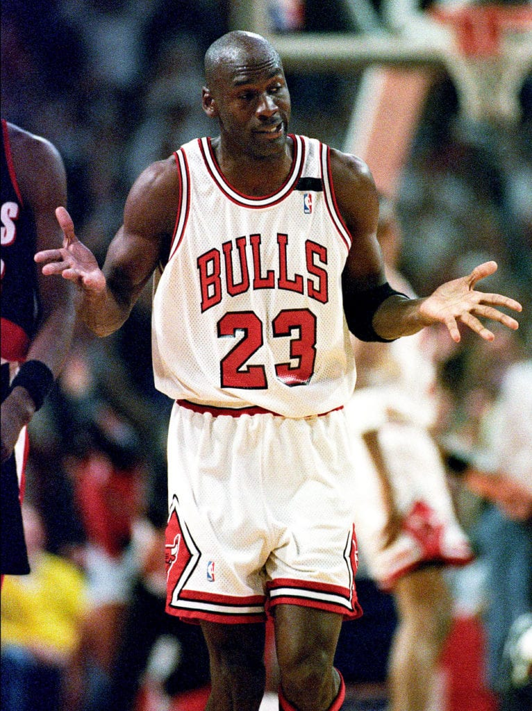 Which Three-Peat was Michael Jordan Better In?