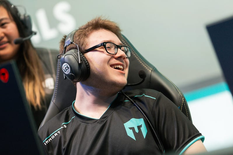 Insansity to start for Immortals in LCS Week 3
