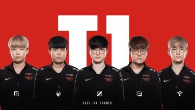 T1 LCK 2020 Summer Split