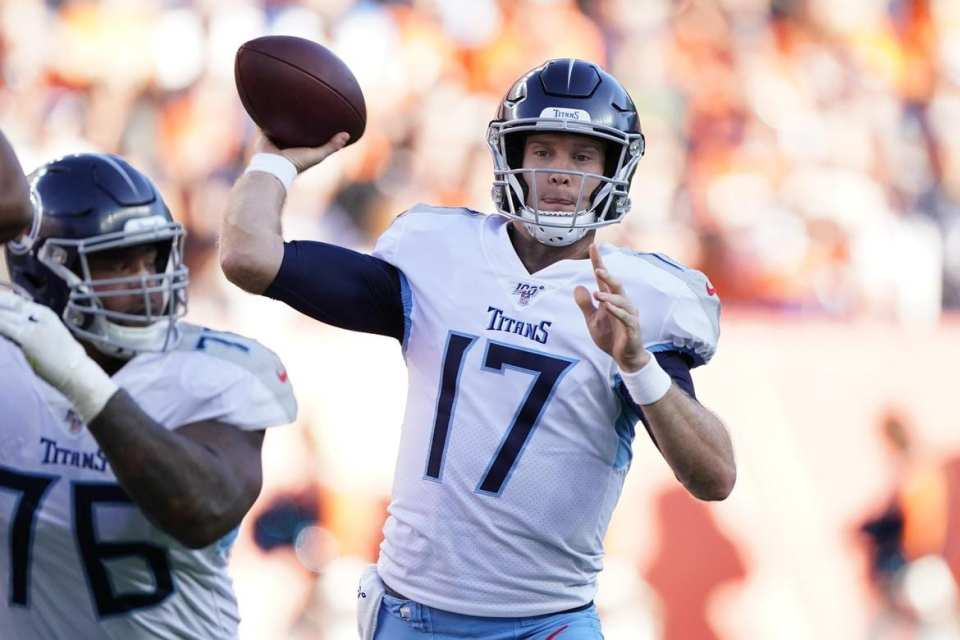 Will the Titans Take a Step Backwards in 2020?
