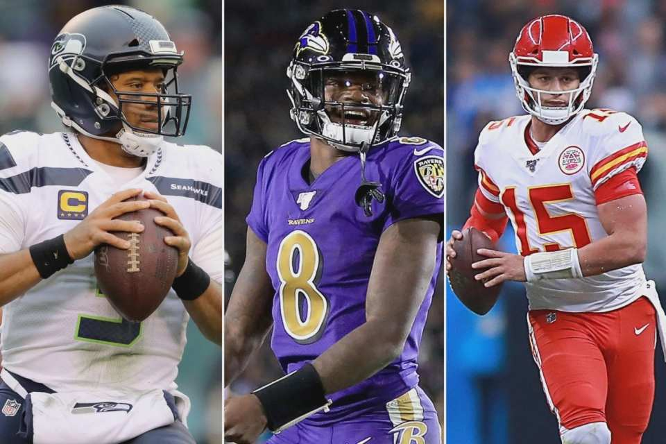 Top 7 Quarterbacks going into 2020 season