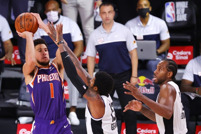 How The Phoenix Suns are Undefeated (So Far) in the NBA Restart