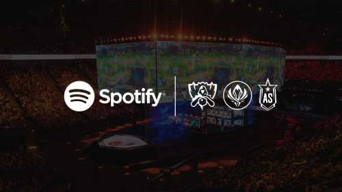 Spotify Partners with LoL Esports Global Events ahead of Worlds 2020
