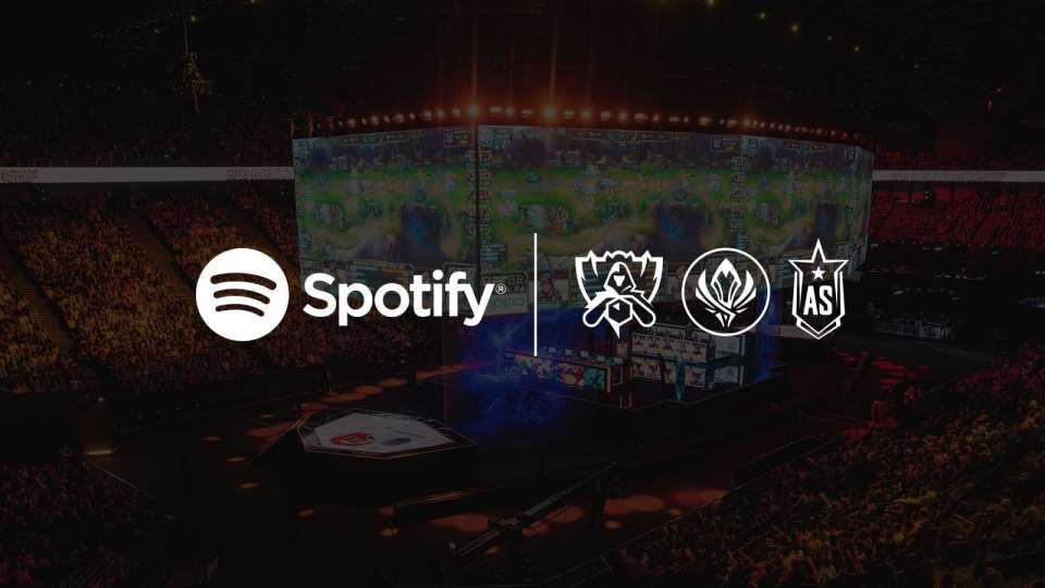 LoL Esports partners with Spotify