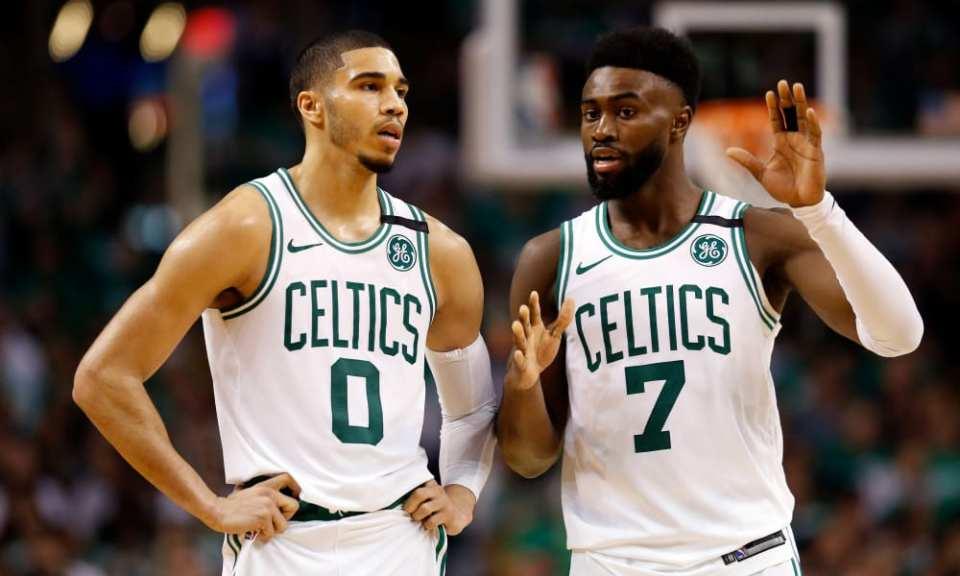 Young stars shine in Celtics first restart win