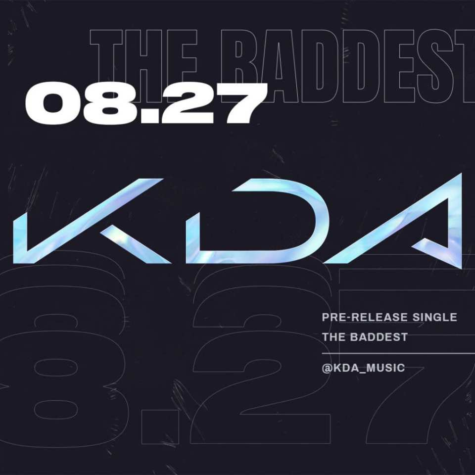KDA The Baddest