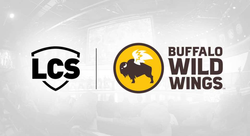 Buffalo Wild Wings partners with the LCS.