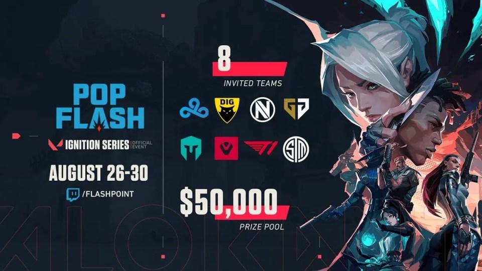 B Site announces VALORANT tournament