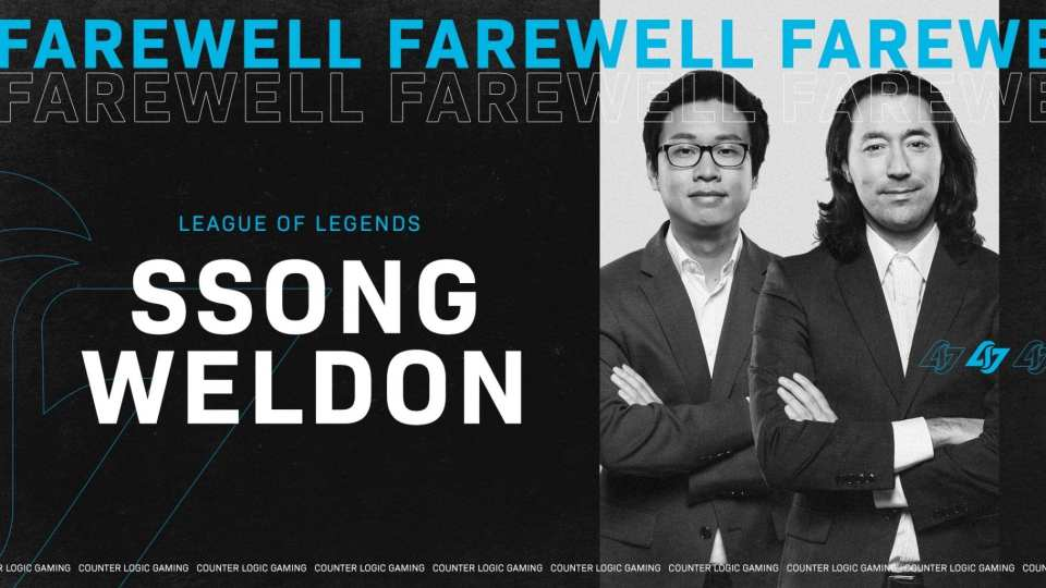 CLG releases Coaches Ssong and Weldon