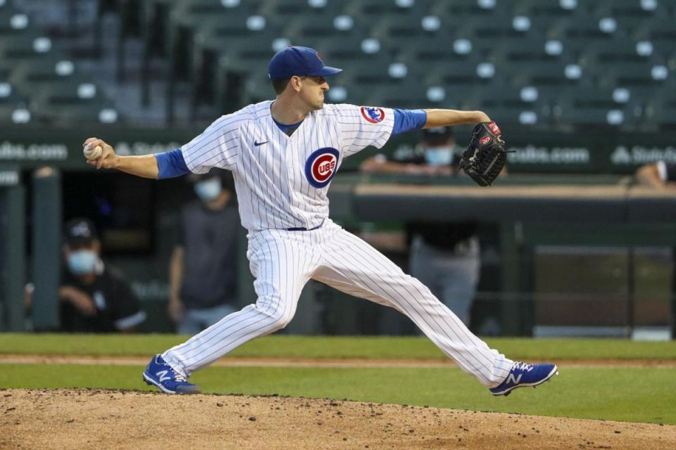 The Chicago Cubs Lose Game 1
