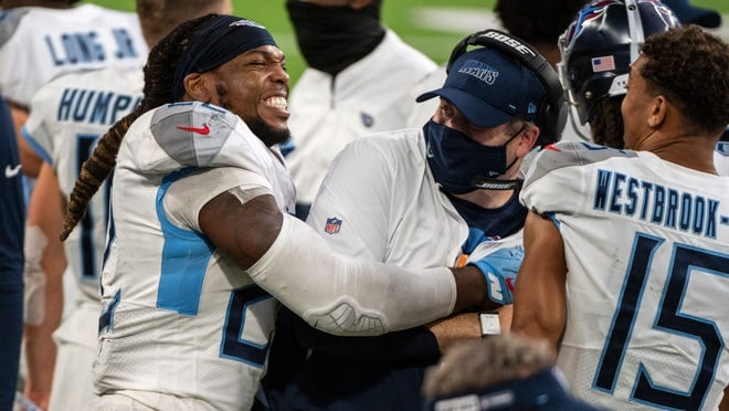 Titans Have First NFL COVID Outbreak