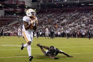 SEC Football Returns