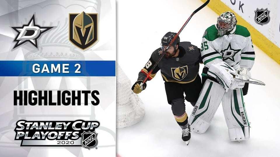 Vegas Golden Knights vs. Dallas Stars game recap