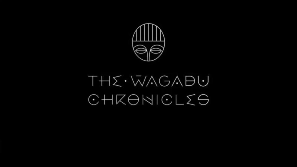 The Wagadu Chronicles title screen