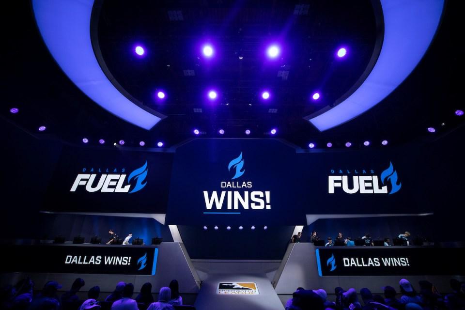 Dallas Fuel Welcome SP9RK1E