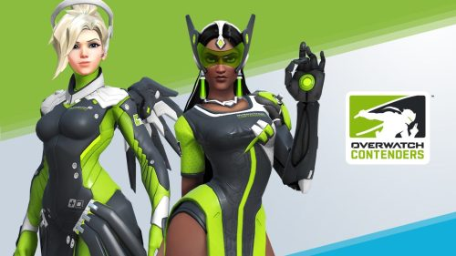 Overwatch Contenders Rewards are here