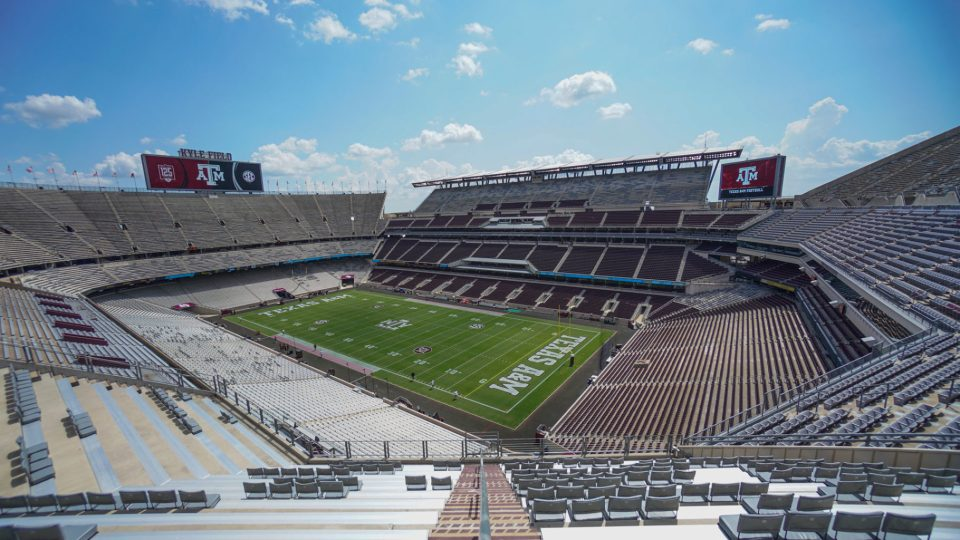 Ole Miss at Texas A&M Postponed Due to COVID-19