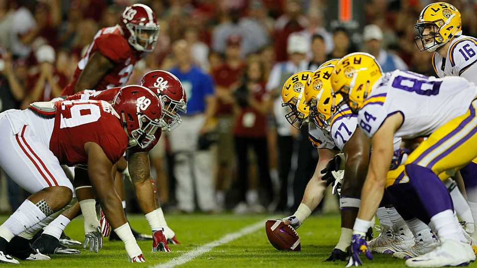 LSU vs Alabama and Texas A&M vs Tennessee Postponed Due to COVID-19