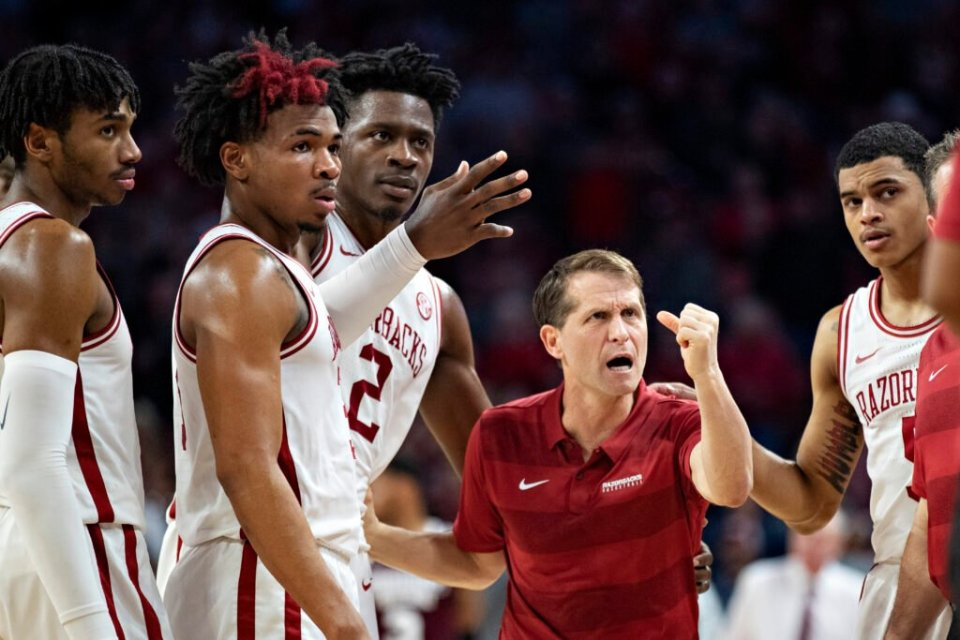 SEC Basketball Previews: Arkansas Razorbacks