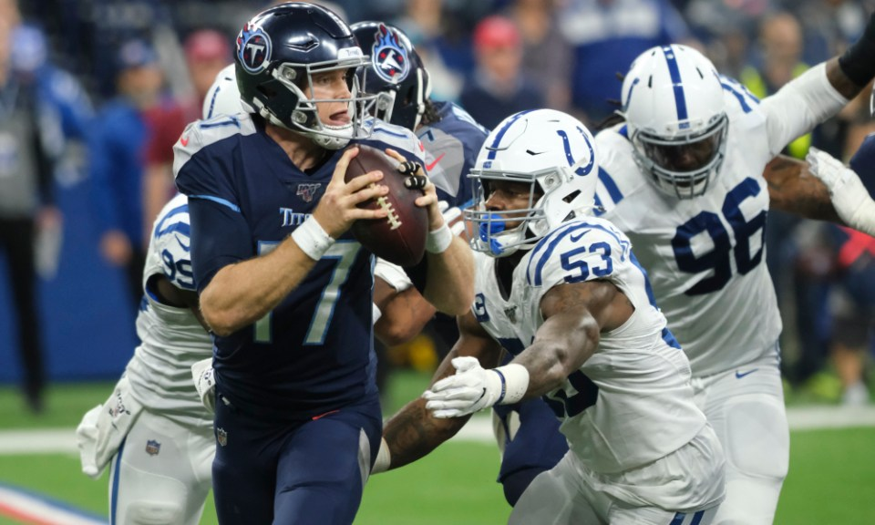 Titans Get Back in the Win Column; Look Ahead to Colts