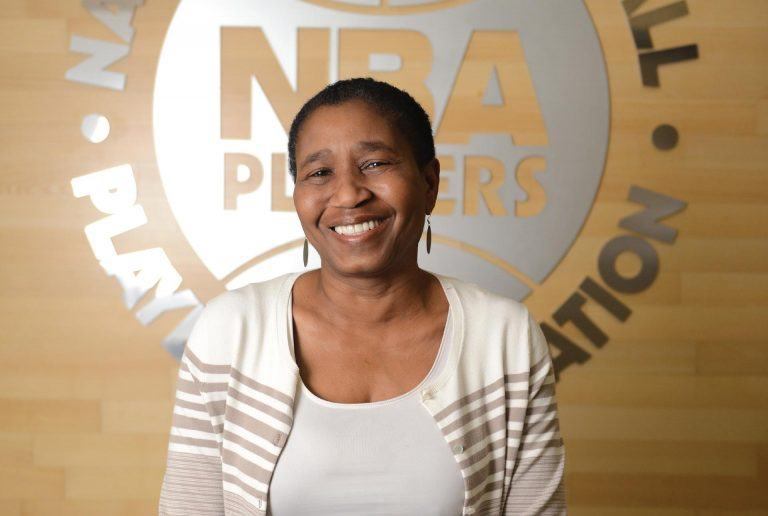 Michele Roberts, the Executive Director