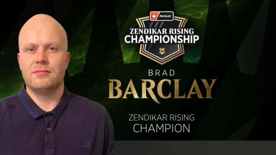 Brad Barclay Zendikar Championship