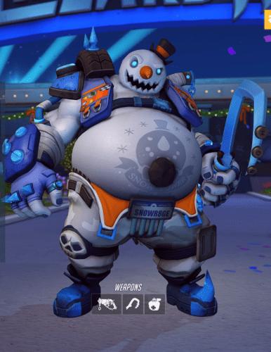 Frosty Roadhog